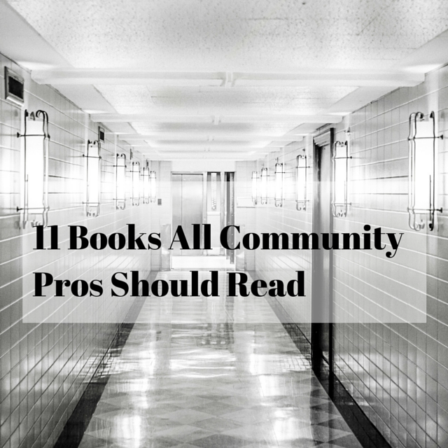11 Books That All Community Pros Should